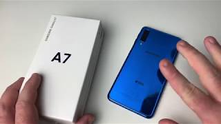 Video: Recensione Samsung Galaxy A7 2018 ...