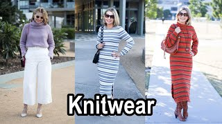 Knitwear -- Fashion Looks And Styling Options