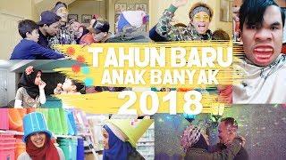 Gambar cover Tahun Baru Anak Banyak + Tik Tok Challenge 2018