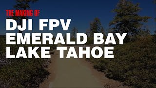DJI FPV Emerald Bay