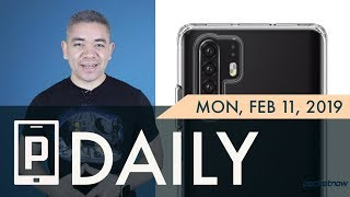 Huawei P30 Pro case renders, Galaxy S10 color variant leaks & more
