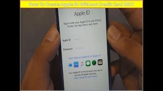 how to create apple id without credit card on pc 2017 - 免费