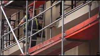 Przebranie budowlańca zwodzi przypadkowych świadków włamania #Złodzieje