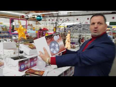 VIDEO-AKTIONS-DEAL: 200er LED-Baum plus Extras