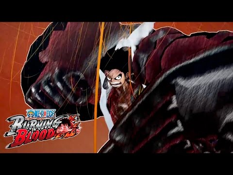 Видео № 0 из игры One Piece Burning Blood (Б/У) [PS Vita]
