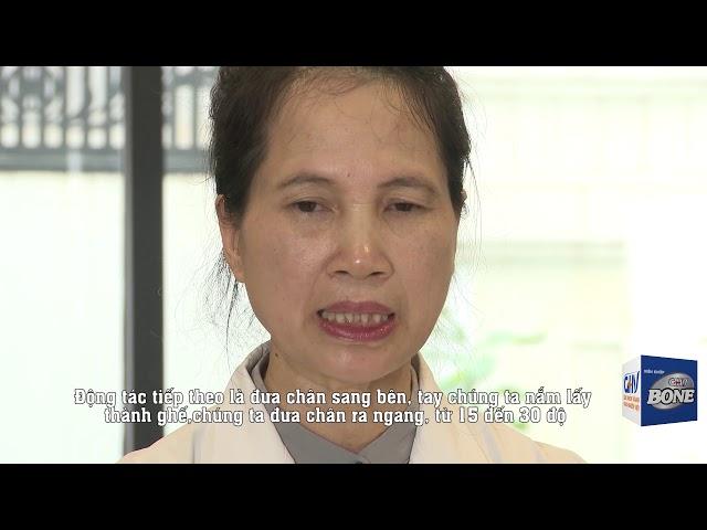 Bài tập tại nhà cho người bị bệnh khớp - Bài 3: Thoái hóa khớp gối