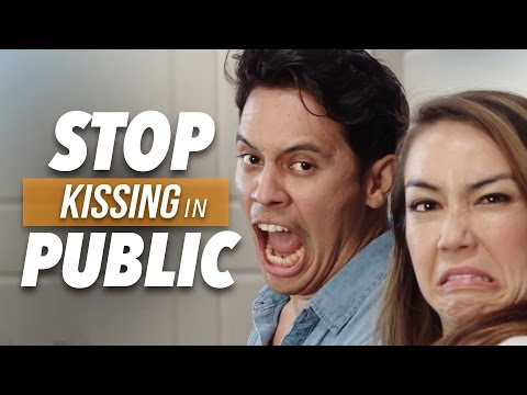 My Friends Can't Stop Kissing! ft. SUPEReeeGO & Dia Frampton
