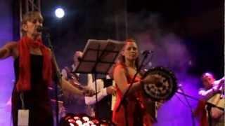 preview picture of video 'Caulonia 2012 1 Roma Tarantella Orchestra Canto D'Inizio 23 Ago 2012 Federica Torrice'
