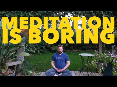 Not only can breathing become interesting, boredom itself can be a pathway to a deeper and more fulfilling meditation practice!