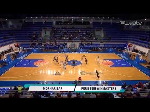 BASKETBALL CHAMPIONS LEAGUE: ΜΟΡΝΑΡ ΜΠΑΡ – ΠΕΡΙΣΤΕΡΙ | 12/12/19 | ΕΡΤ