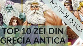 Top 10 zei ai Greciei antice