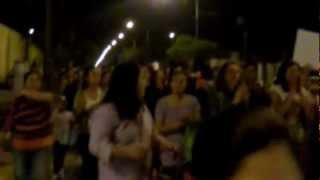 preview picture of video 'Marcha por FRAUDE en San Isidro de Lules - Tucumán'
