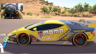 Forza Horizon 3 GoPro DONT BRAKE Challenge!! 1550hp Lamborghini Centenario | SLAPTrain