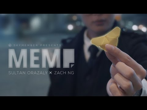 Skymember Presents Memo Card by Sultan Orazaly feat Zach Ng