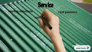 Roof moss removal in Auckland