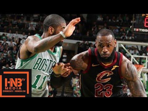 Cleveland Cavaliers vs Boston Celtics Full Game Highlights / Feb 11 / 2017-18 NBA Season