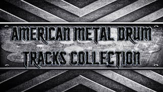 American Metal Drum Tracks Collection (HQ,HD)