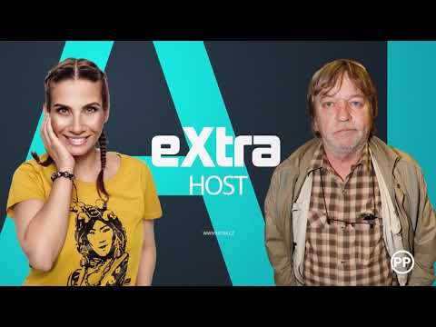 Extra Host Roman Skamene: Bony a klid? Na magické oko vzpomínám s odporem