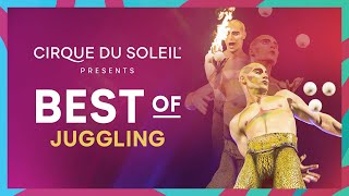 BEST OF JUGGLING | Cirque Du Soleil | AMALUNA, TOTEM, KOOZA AND MORE…