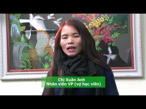 Chị Xuân Anh chia sẻ kết quả điều trị của chồng
