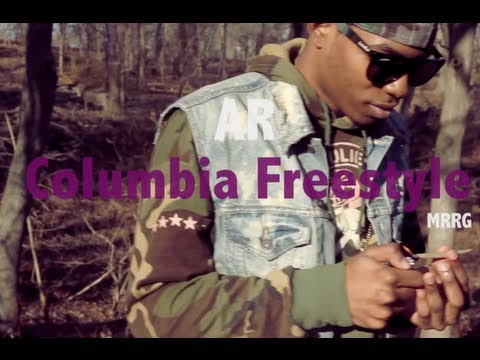 Columbia Remix - AR Freestyle Official Video