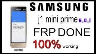 J106f Google Account Remove-Samsung J1 Mini FRP Lock Bypass/SM-J106F/ Frp 2017 Working Done 2017