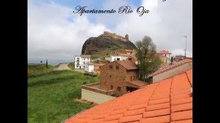 preview picture of video 'Apartamento rural en La Rioja río Oja Casa Rural en Clavijo'