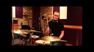 How to get a big sound out of your drums!