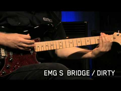EMG Pickups / S / Electric Guitar Pickups, Bass Guitar Pickups