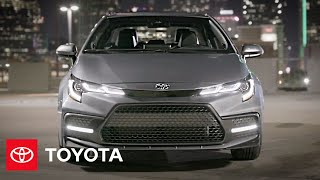 YouTube Video MTsiLSCqyEA for Product Toyota Corolla Hatchback, Sedan, & Touring Sports (12th gen, E210) by Company Toyota Motor in Industry Cars