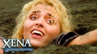 Xena Leaves Callisto To Die | Xena: Warrior Princess