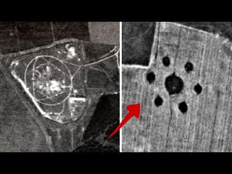 1968 г. фото со спутника-шпиона ЦРУ: ГЭС, Тольятти, АвтоВАЗ и Самарская Лука