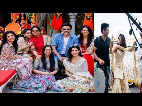 Samantha Shares Adorable Photos With Daggubati Family From Venkatesh Daughter Aashritha's Wedding