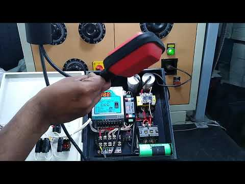 Single Phase Automatic Water Level Controller