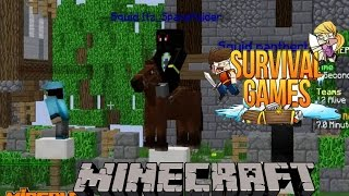 Minecraft: Hunger Games Bloopers - MINEPLEX CONNECTION PROBLEMS