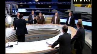 Скандал в прямом эфире. Жириновский и Маша Сергеева