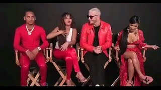 Dj Snake , Selena Gomez, Ozuna, Carbi B - Taki Taki  Music   Behind The Scene