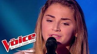 Christophe – Aline | Lorenza | The Voice France 2015 | Blind Audition