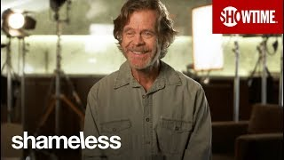 Shameless | BTS : William H. Macy on Frank Gallagher in Season 9 (VO)
