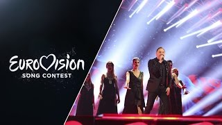 Knez - Adio (Montenegro) - LIVE at Eurovision 2015 Grand Final