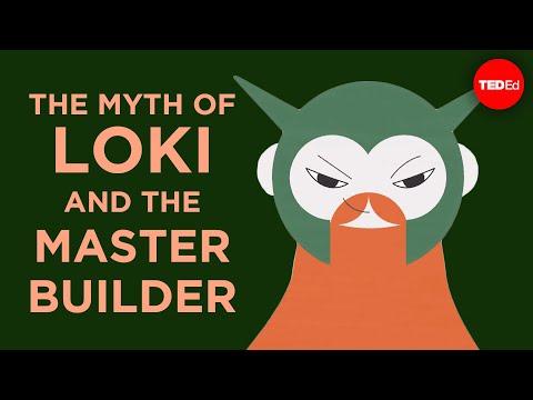 The myth of Loki and the master builder – Alex Gendler