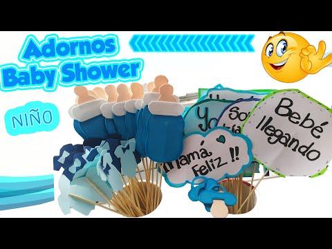 Decoracion De Baby Shower Para Nino.Baby Shower Ideas Simple Elegant Diy Decorations 4d