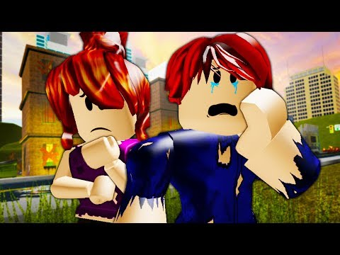 The Adopted Twins: A Sad Roblox Movie