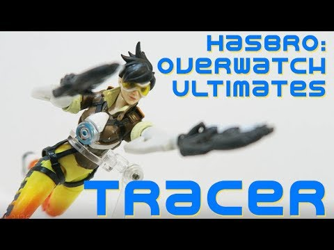 Review: Overwatch Ultimates Tracer Figure