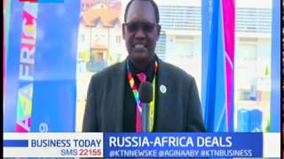 RUSSIA-AFRICA DEALS: Kenya secures key deals that will benefit farmers greatly