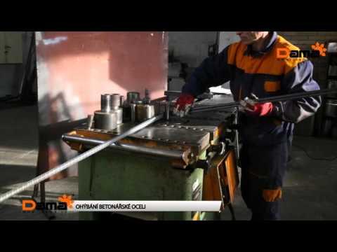 Betonářská ocel D 28 mm rovná (6m tyč)