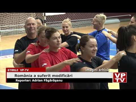 România a suferit modificări