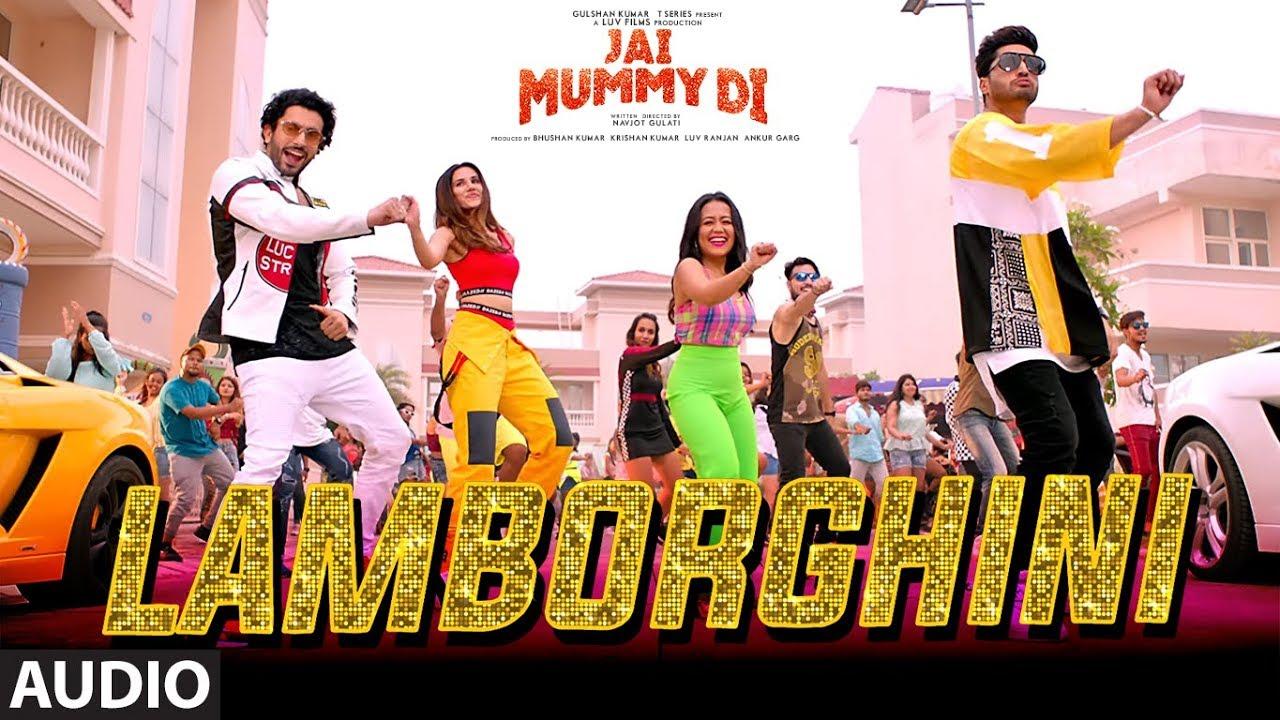Lamborghini Lyrics | Jai Mummy Di l Sunny S, Sonnalli S l Neha Kakkar, Jassie G Meet Bros - Sonnalli S Lyrics