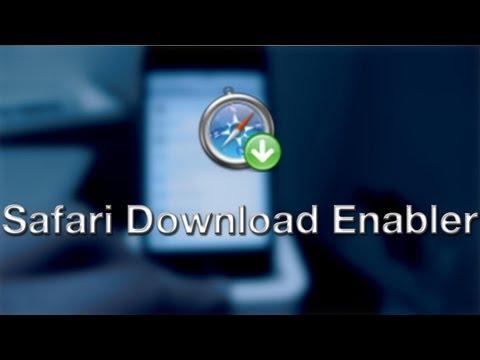 Safari Download Enabler