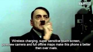 Hitler reviews: Nokia Lumia 920